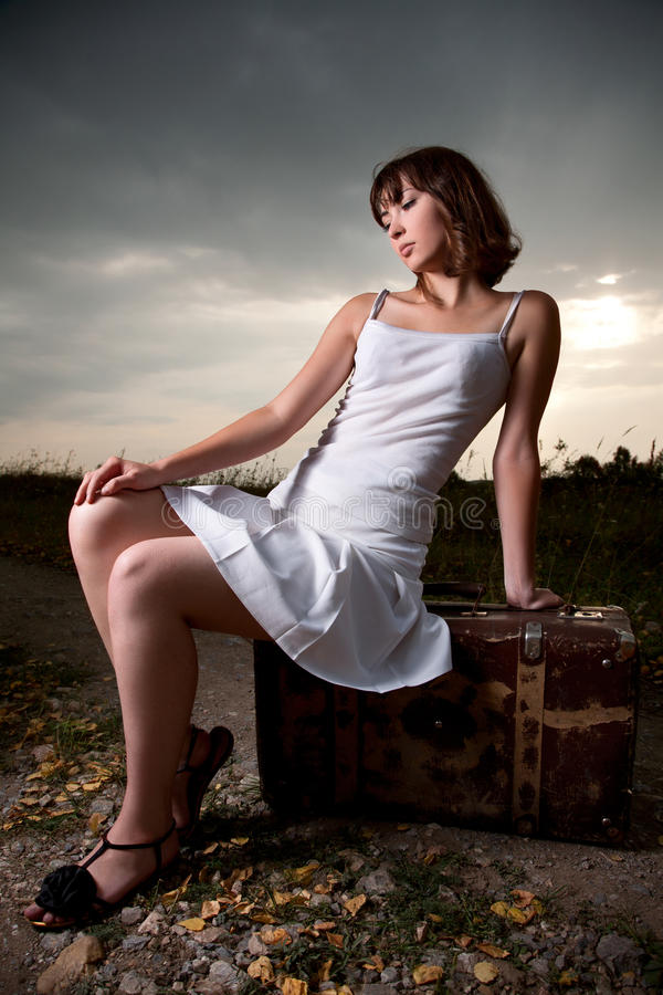 Download Woman Outdoor Stock Photography - Image: 20147162