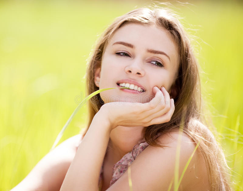 Download Woman Outdoors Royalty Free Stock Photo - Image: 24407475