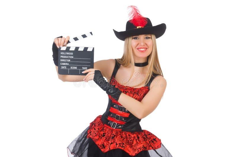Download Woman pirate stock image. Image of bandana, camera, carnival - 42204041