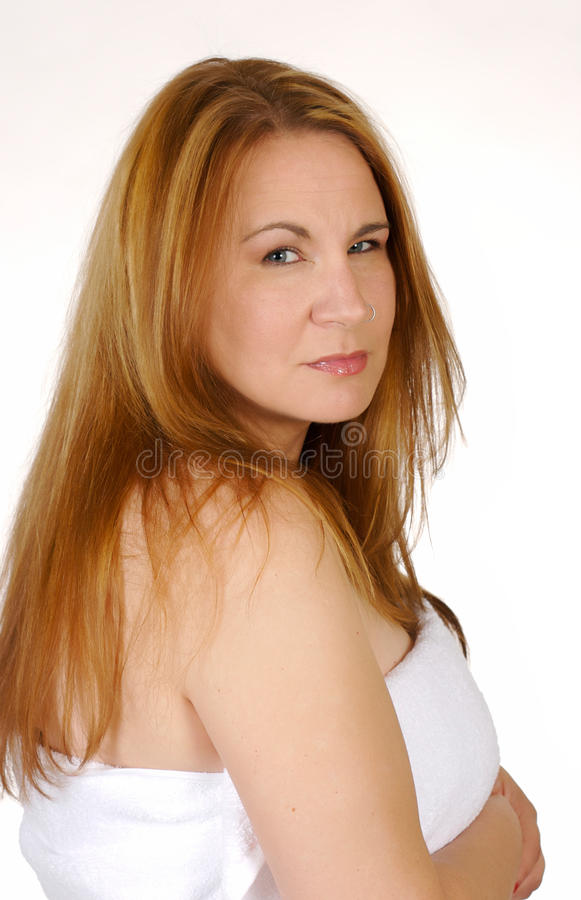 Woman Portrait royalty free stock image