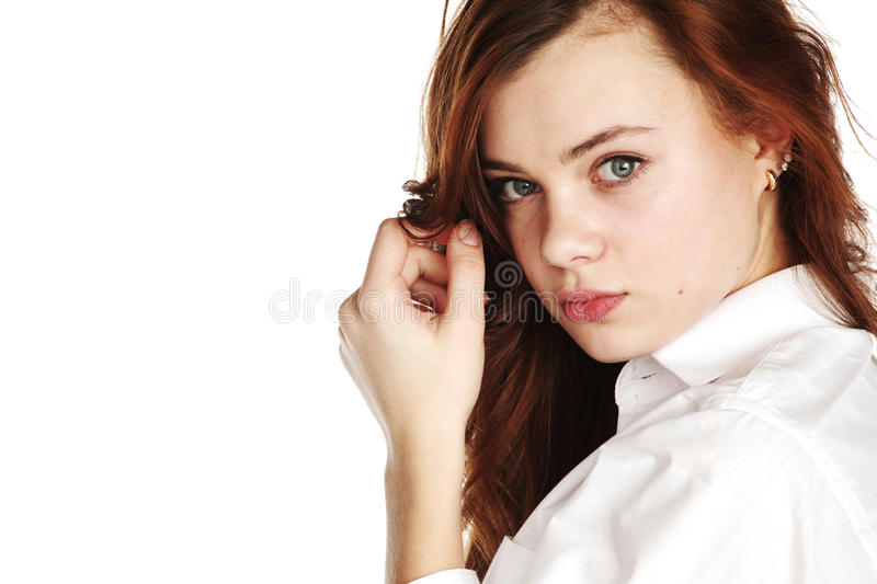 Download Woman portrait stock image. Image of health, people, isolated - 29030039