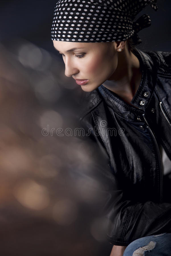 Free Woman Portrait Royalty Free Stock Photography - 45140147