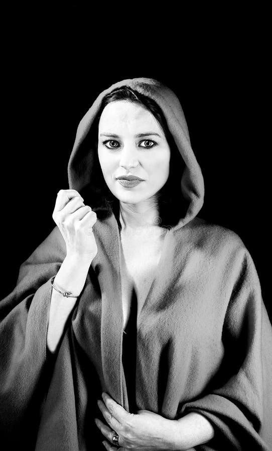 Woman Portrait stock images