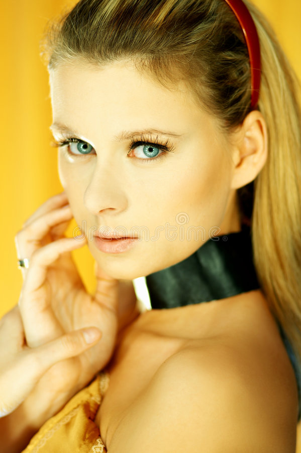 Download Woman Portrait G stock photo. Image of healthy, face, girl - 1480202