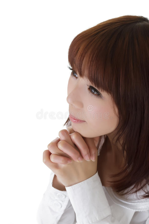 Download Woman Pray Stock Images - Image: 16259514