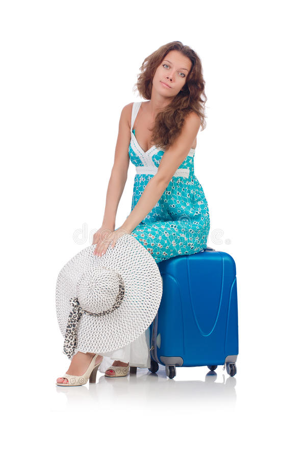 Download Woman Preparing For Travel Stock Images - Image: 36361514