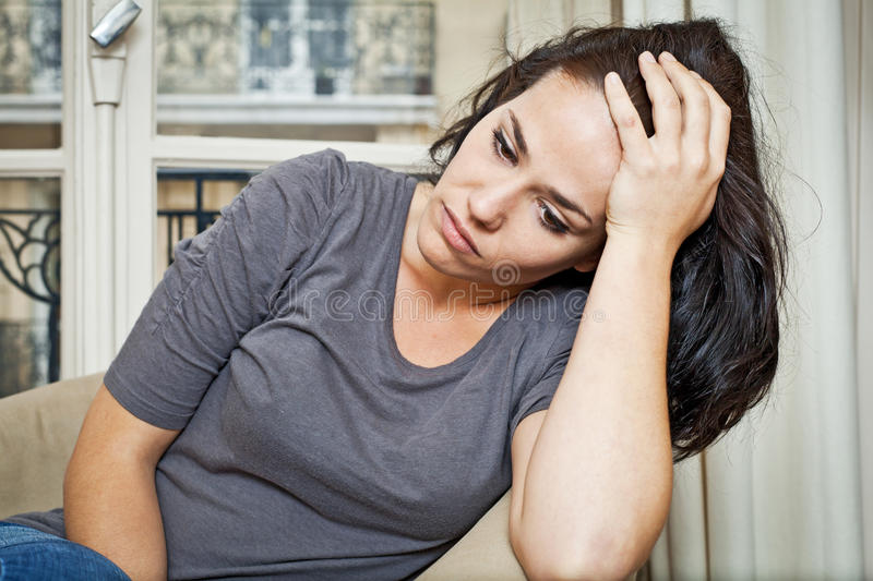 Download Woman and problems stock photo. Image of female, woman - 27301002