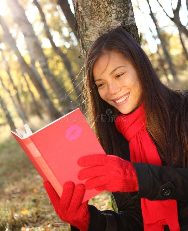Free Woman Reading Book Stock Photo - 11393530