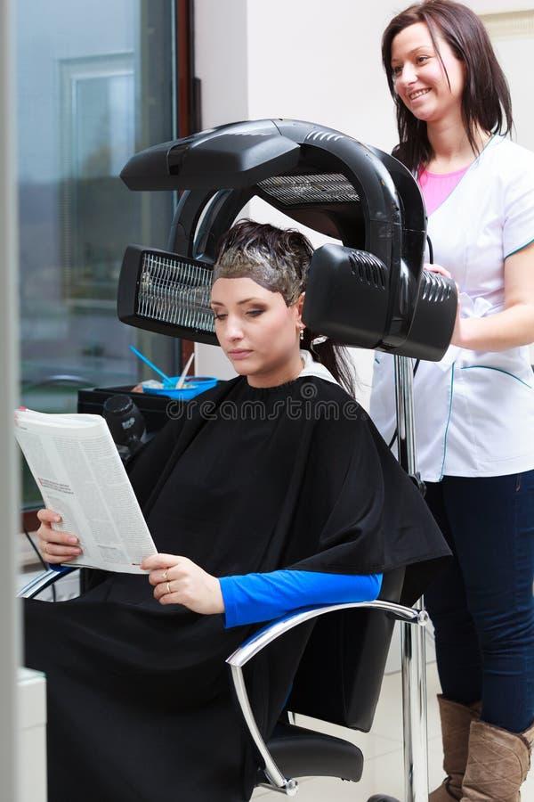 Hairdressing reading