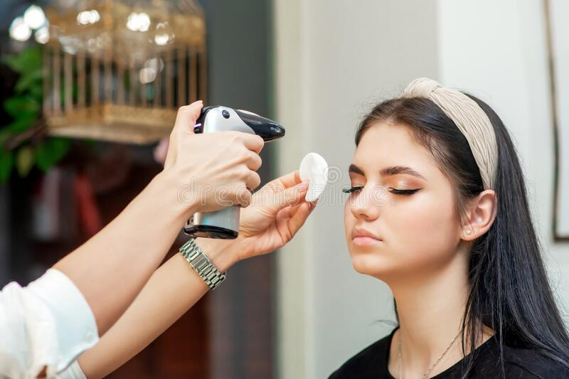 486 Airbrush Makeup Photos Free Royalty Free Stock Photos From Dreamstime