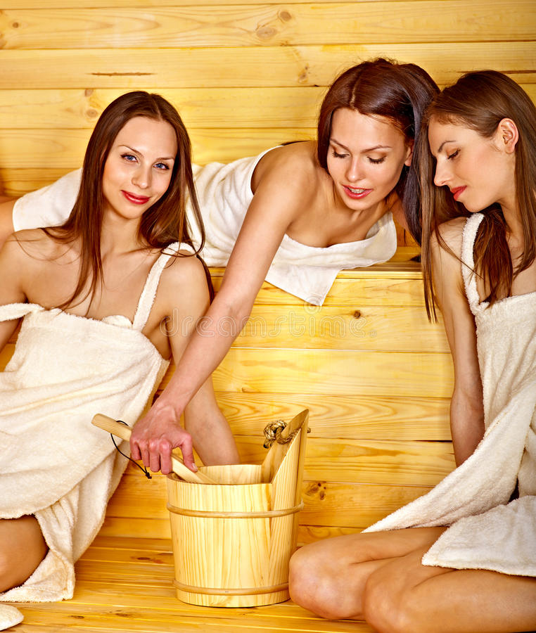 Naked Sauna Stock Photos, Pictures & Royalty-Free Images