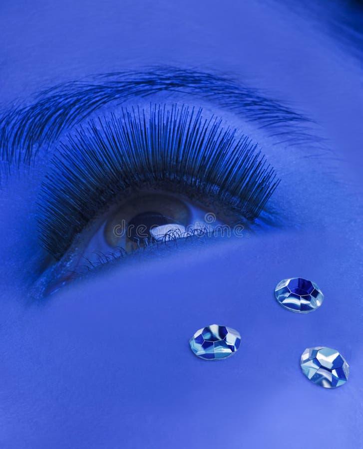 Free Woman´s Eye Royalty Free Stock Photo - 5858565