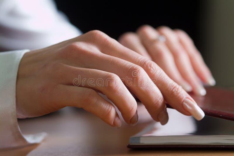 Download Woman's hand stock photo. Image of luxury, horizontal - 26804950