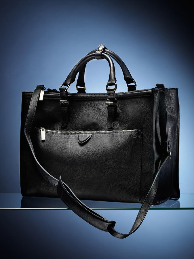 Woman's handbag stock image