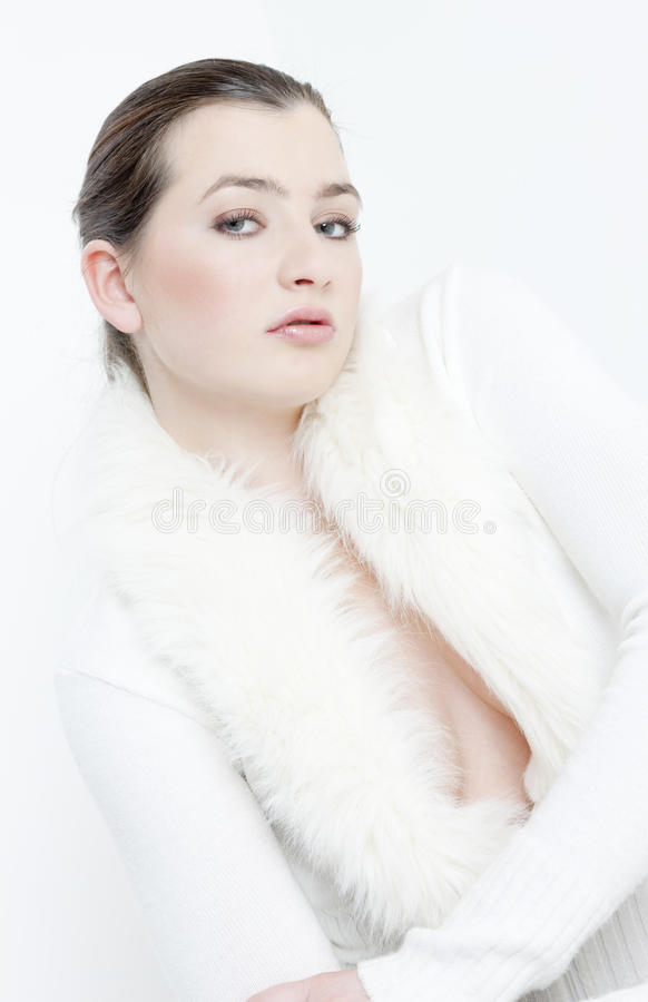 Download Woman's Portrait Royalty Free Stock Images - Image: 13791459