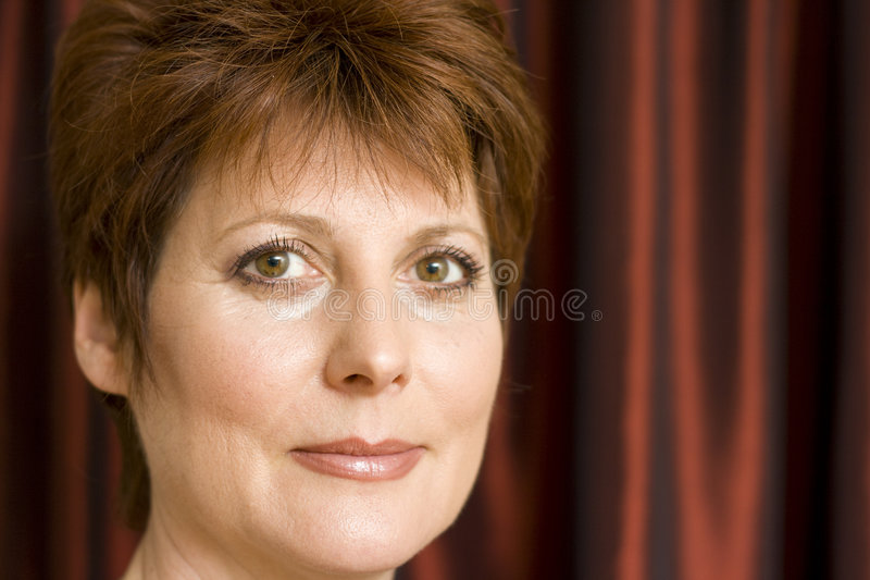 Download Woman?s Portrait Royalty Free Stock Photo - Image: 5877455
