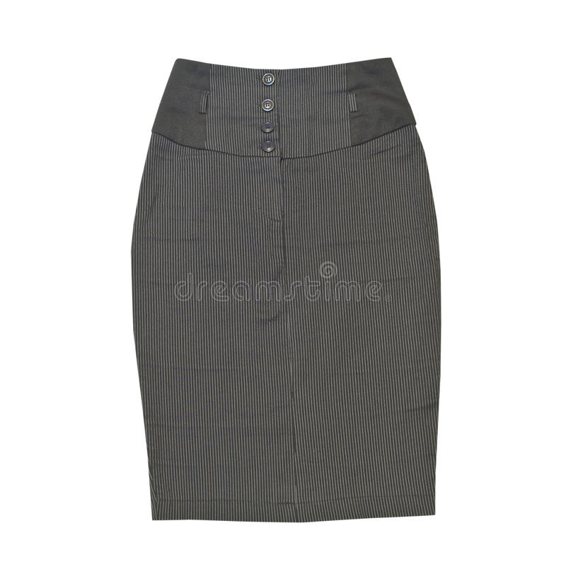 Woman's skirt royalty free stock photography