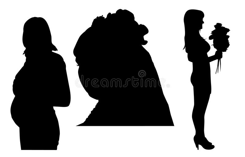 Download Woman Shapes Stock Photography - Image: 15289372
