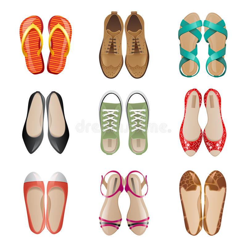 Download Woman Shoes Royalty Free Stock Photo - Image: 31894635