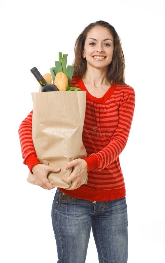 Free Woman Shopping Stock Photos - 8049413