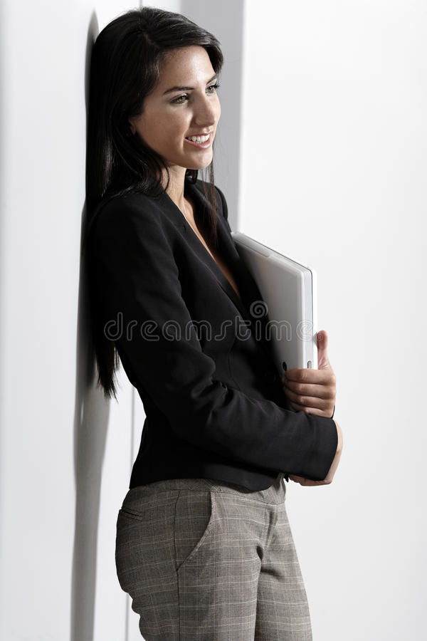Download Woman In Smart Business Suit Stock Image - Image: 27027559