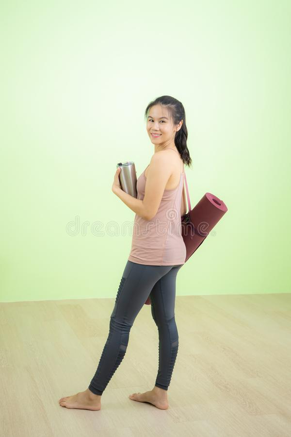Asian Woman Is Smiles Stock Image Image Of Female, Girl - 1503647-5728