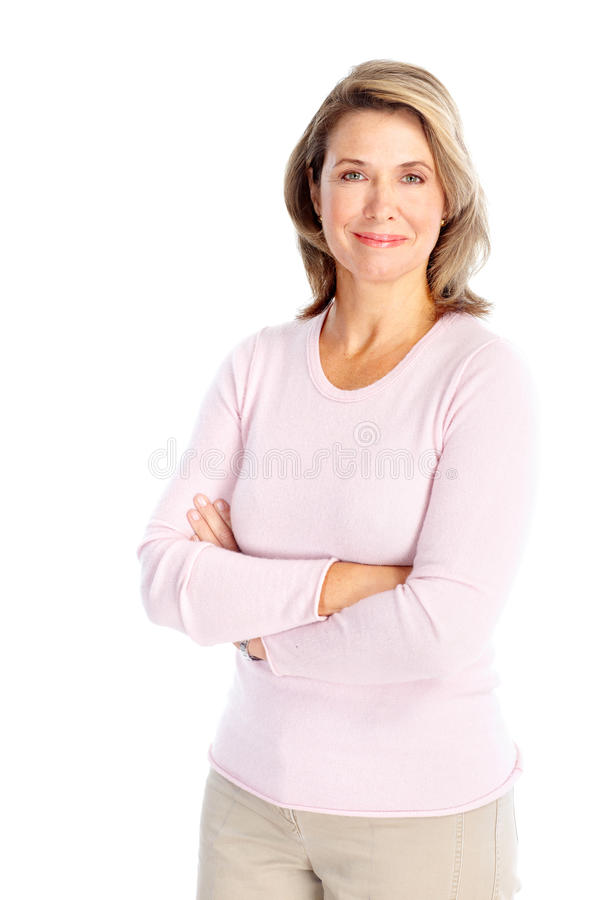 Woman royalty free stock photo