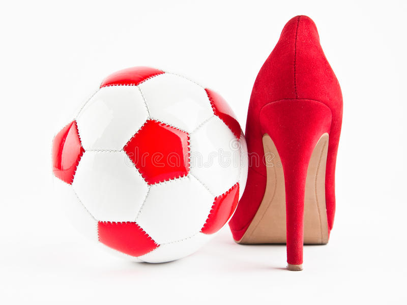 Download Woman Soccer Stock Photo - Image: 24803290