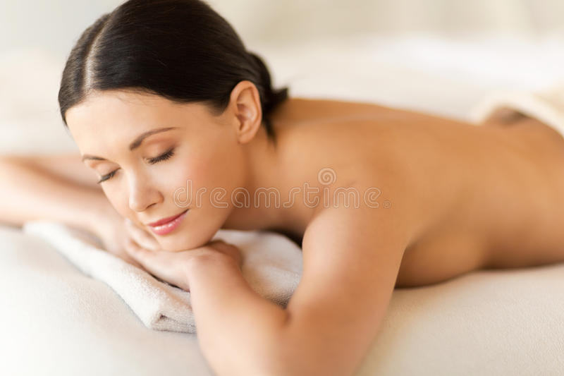 Download Woman In Spa Royalty Free Stock Photography - Image: 38098517