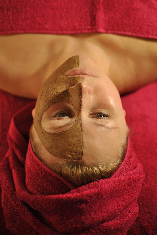 Download Woman At Spa Salon Royalty Free Stock Photos - Image: 28280238