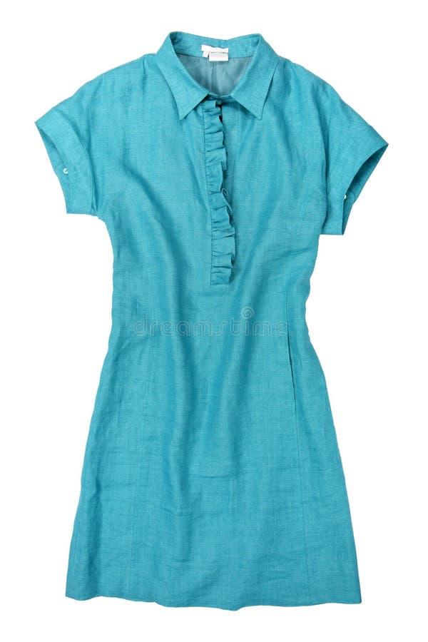 Woman summer dress royalty free stock image