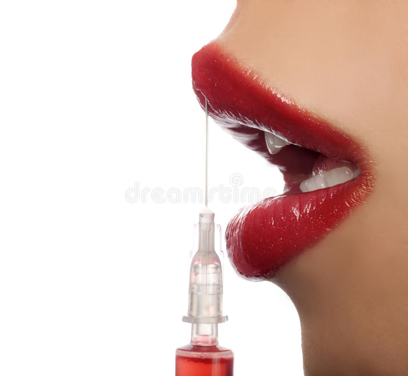 Download Woman With Syringe Stock Images - Image: 36323254