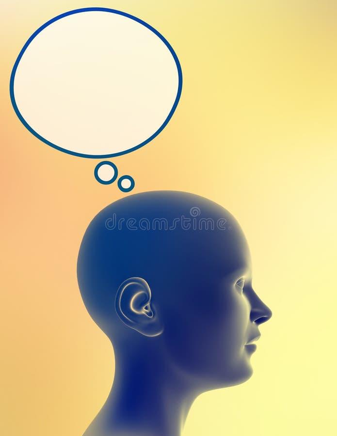 Free Woman Thinking Stock Photography - 115282