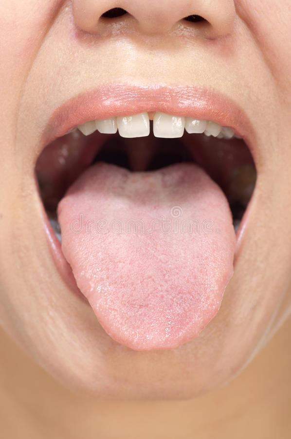 Download Woman Tongue Royalty Free Stock Images - Image: 25689959