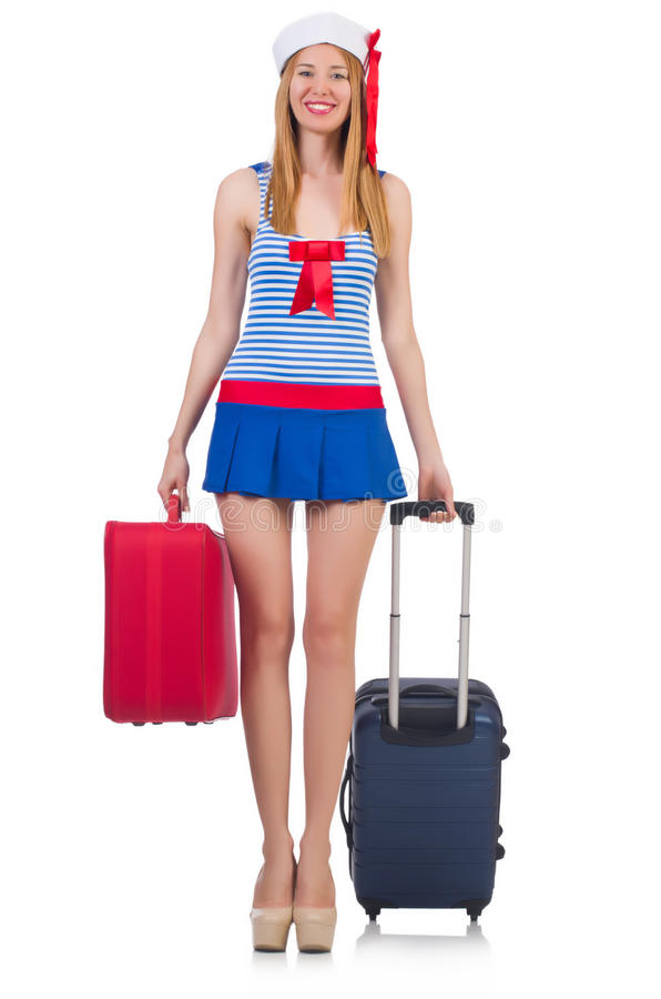 Download Woman Travel Royalty Free Stock Image - Image: 34469426