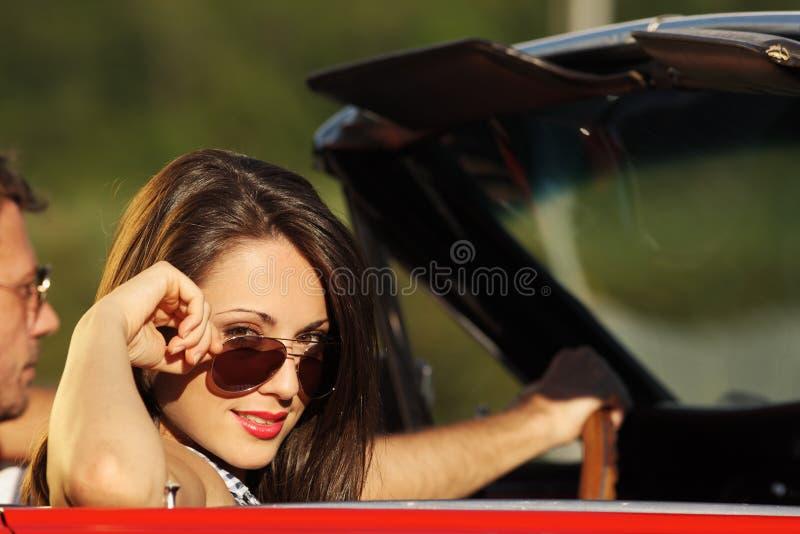 Download Woman travel stock image. Image of sensual, driving, camera - 33320781