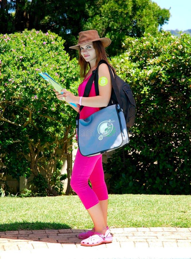Free Woman Traveler Stock Images - 7638914