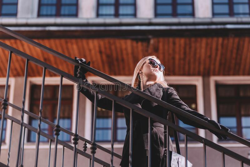 Woman In Urban Outdoor Portrait Free Public Domain Cc0 Image