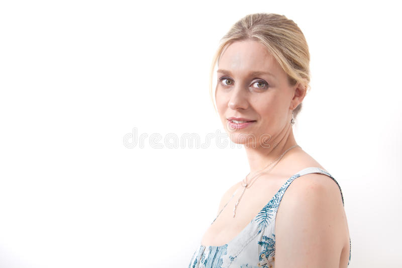 Woman and wellness stock photo