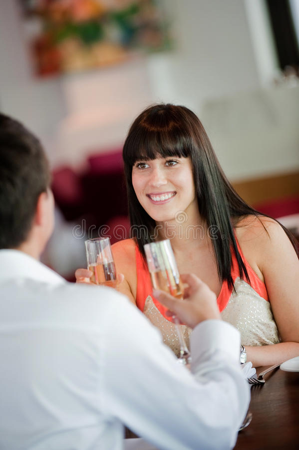 Download Woman with Wine stock photo. Image of lifestyle, girlfriend - 11221852