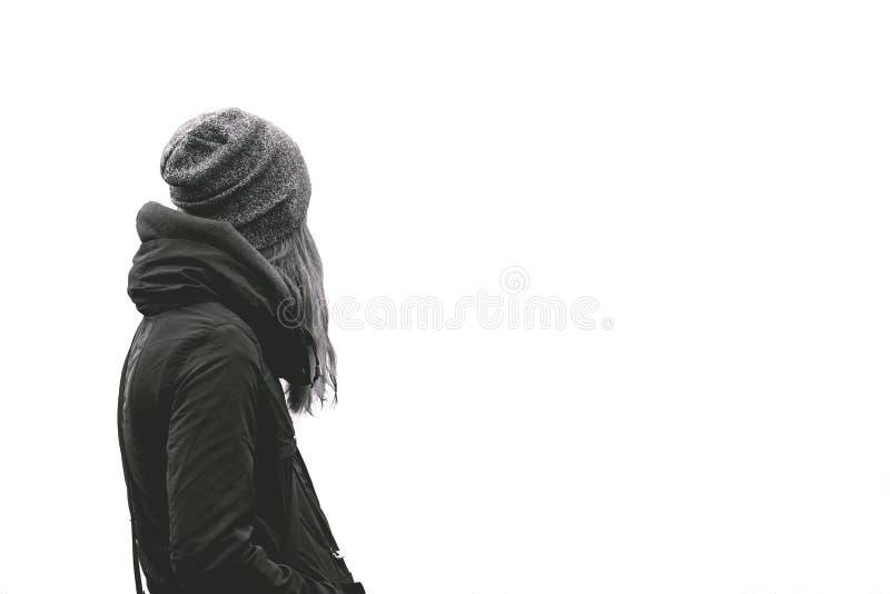 Woman In Winter Free Public Domain Cc0 Image