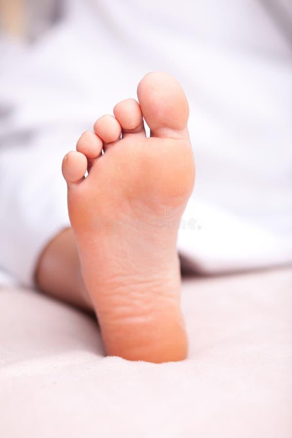 Free Womanish Leg Royalty Free Stock Photo - 12227425