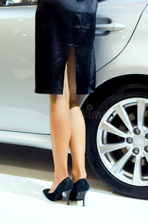 Free Womans Legs Royalty Free Stock Image - 7719486