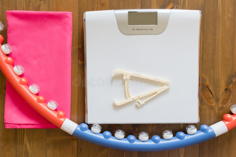 Women& x27 εργαλείο του s για τον αθλητισμό στοκ φωτογραφία