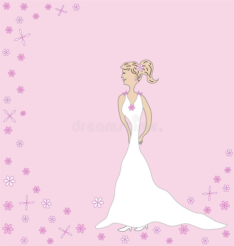 Download Women stock vector. Illustration of colored, design, model - 14780201