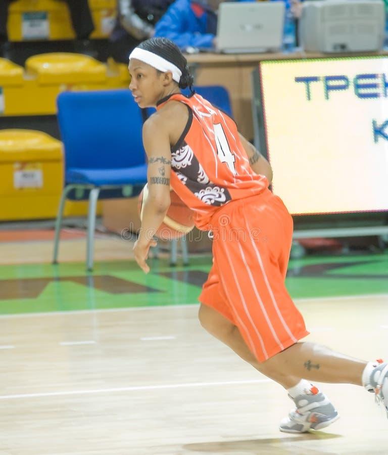 Free Women Basketball Royalty Free Stock Image - 8741196