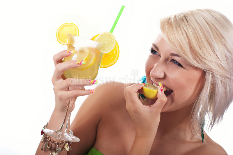 Download Women With Cocktail Stock Photos - Image: 14638063