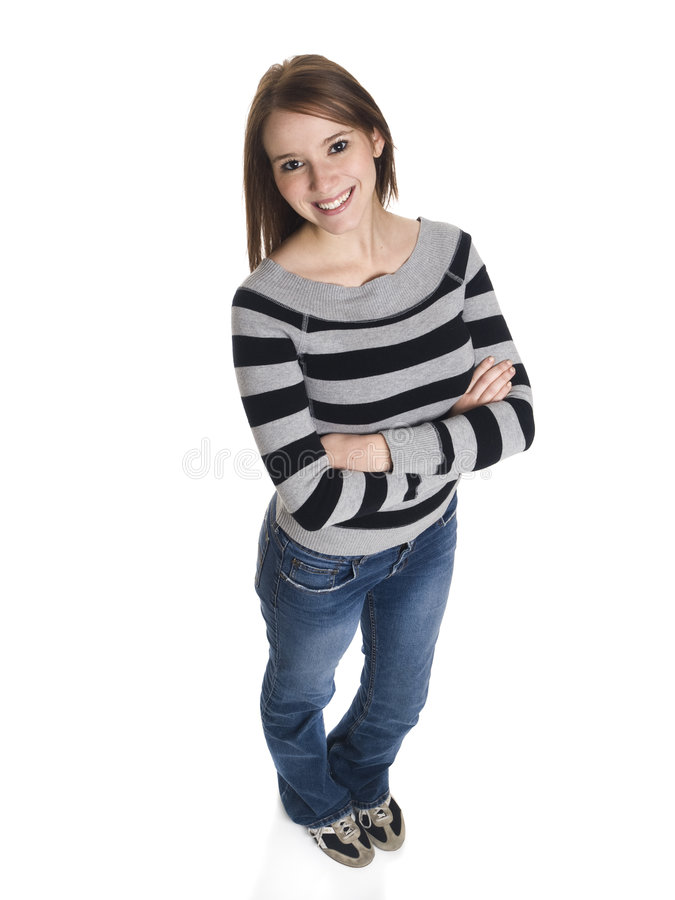 Women - College Student Stock Photography