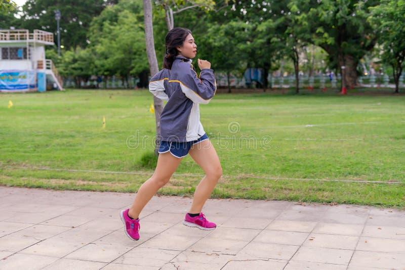 Women exercising in the morningnning. royalty free stock photos