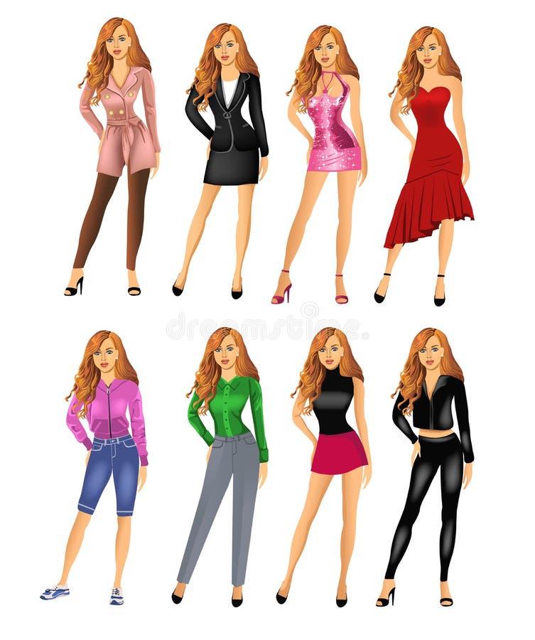 Download Women Fashion Royalty Free Stock Image - Image: 36757366